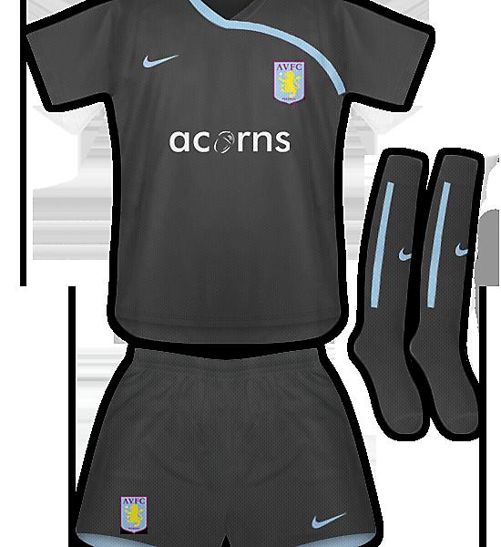 Aston Villa GK Home