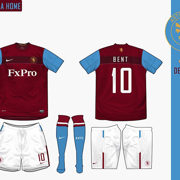 Aston Villa Home Nike
