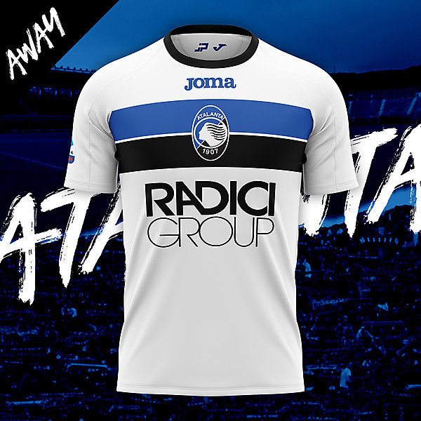 Atalanta Away Concept Kit