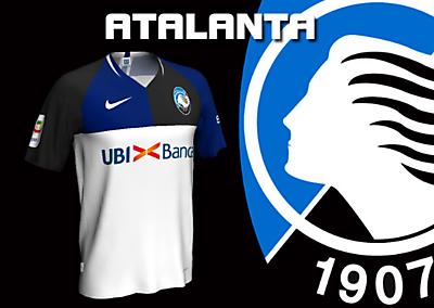 Atalanta away kit