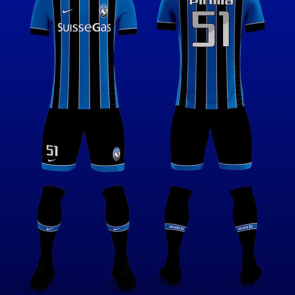 Atalanta B.C. Home Kit