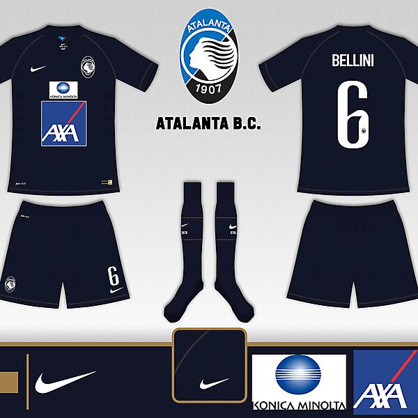 Atalanta B.C. Third