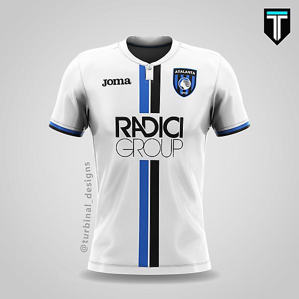 Atalanta x Joma - Away Kit