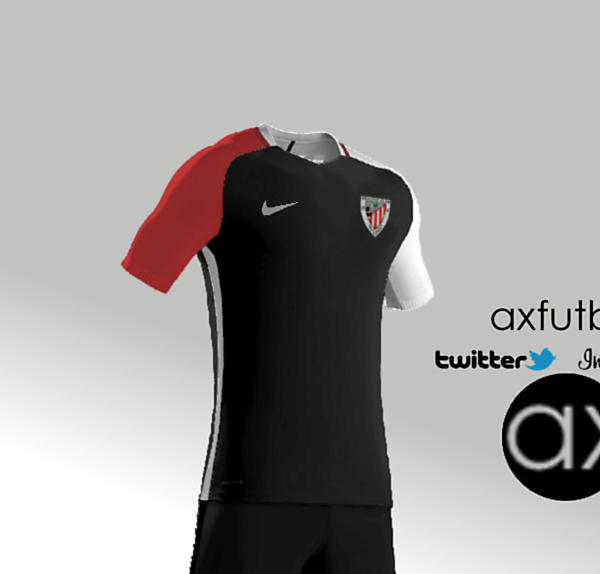 Ath. Bilbao away shirt