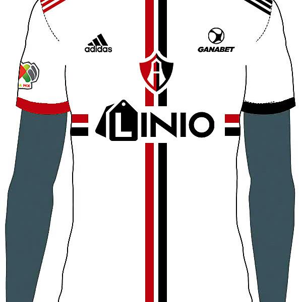 Atlas FC Away Kit Concept
