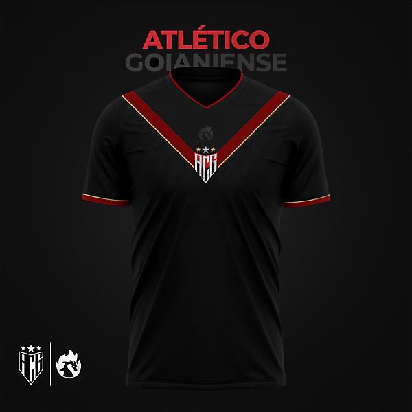 Atlético Goianiense's | Concept Kit