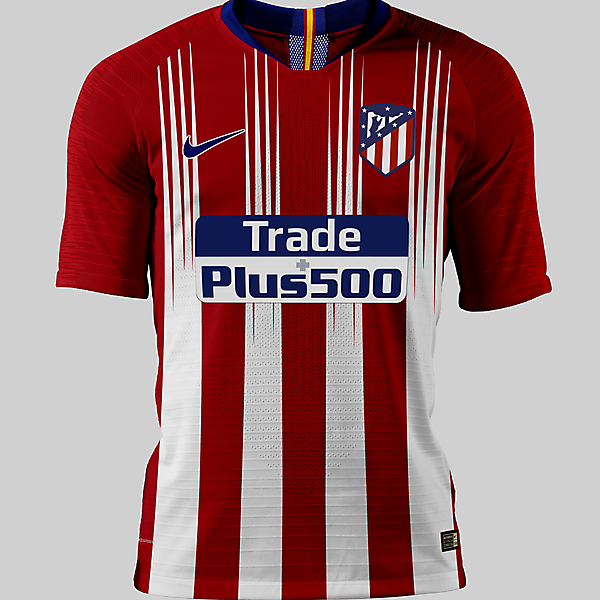 Atletico Madrid Home Concept Kit