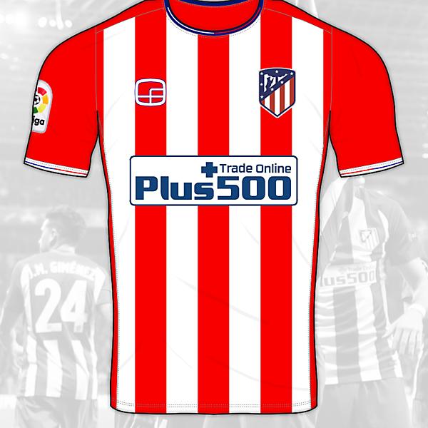 Atlético Madrid Home Shirt