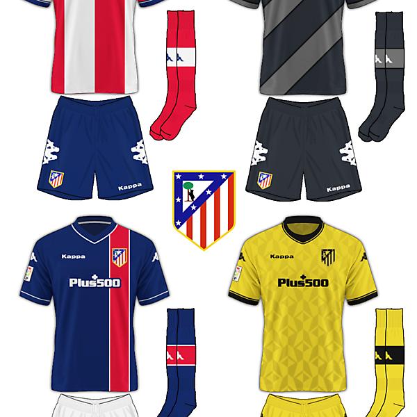 Atletico Madrid Kappa