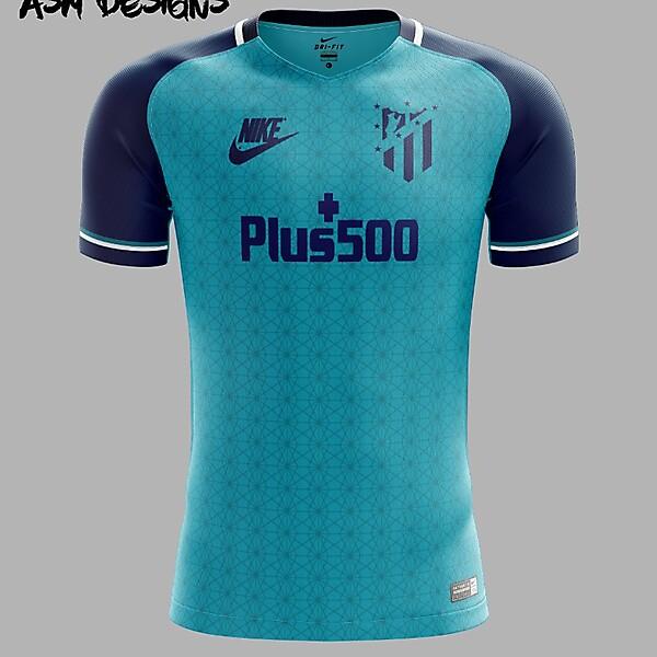 Atlético Madrid Nike 2018 Away Kit