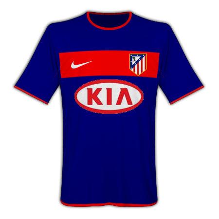 Atletico Madrid Away