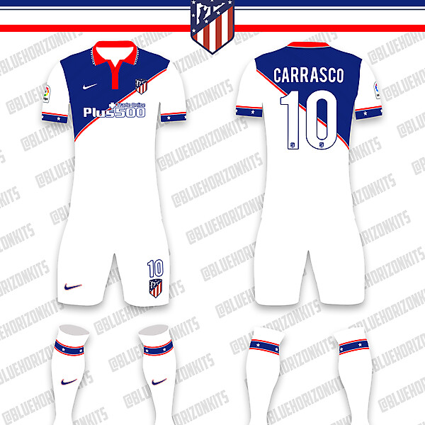 Atletico Madrid Third Kit