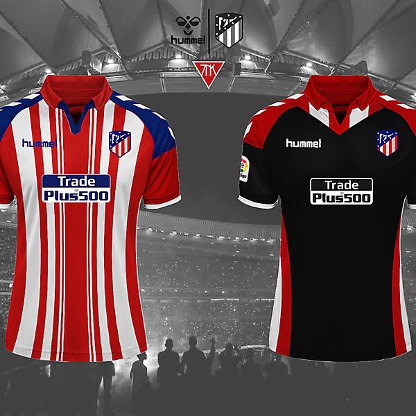 Atletico Madrid x Hummel