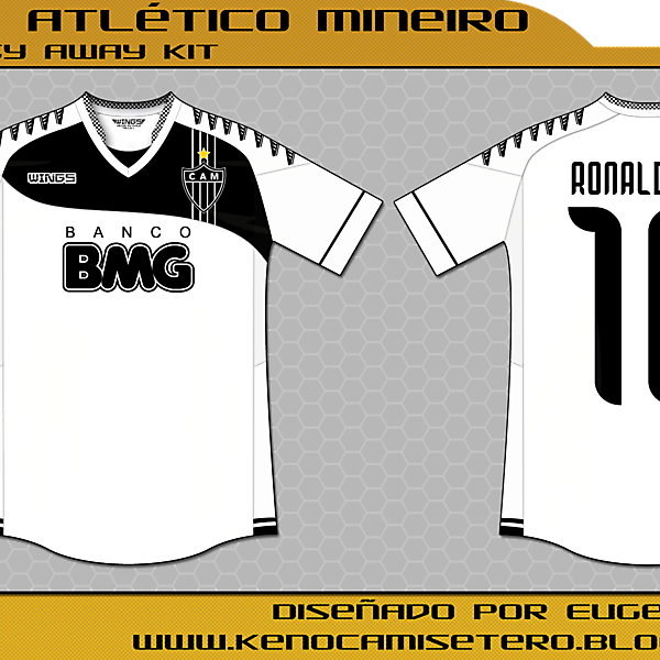 Atlético Mineiro Away