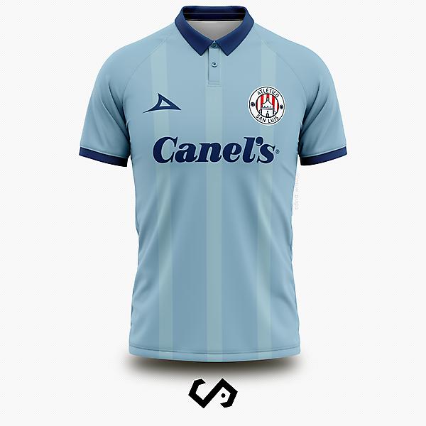 Atletico San Luis Away Kit