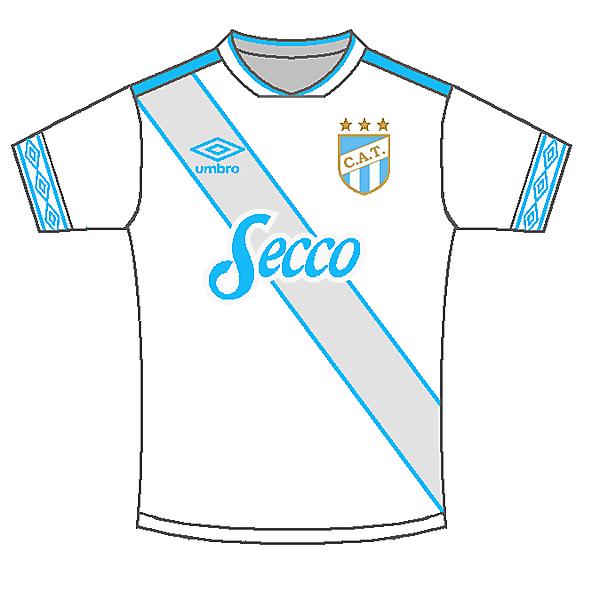 Atlético Tucuman Away kit - ⚡Sportix