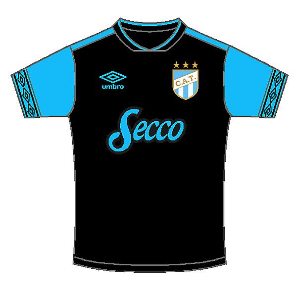 Atlético Tucuman Third kit - ⚡Sportix