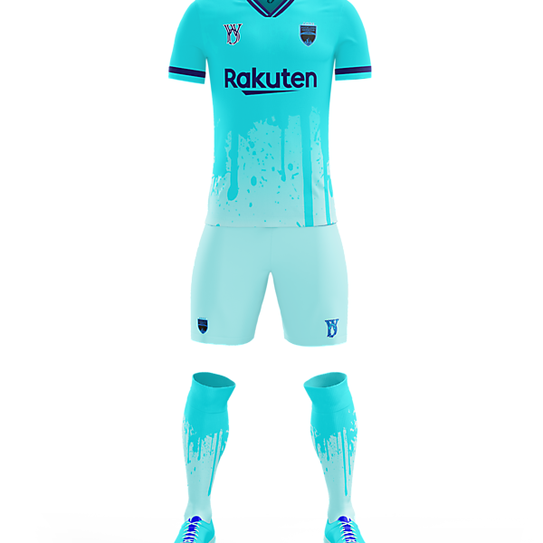 Auckland Harbour home kit