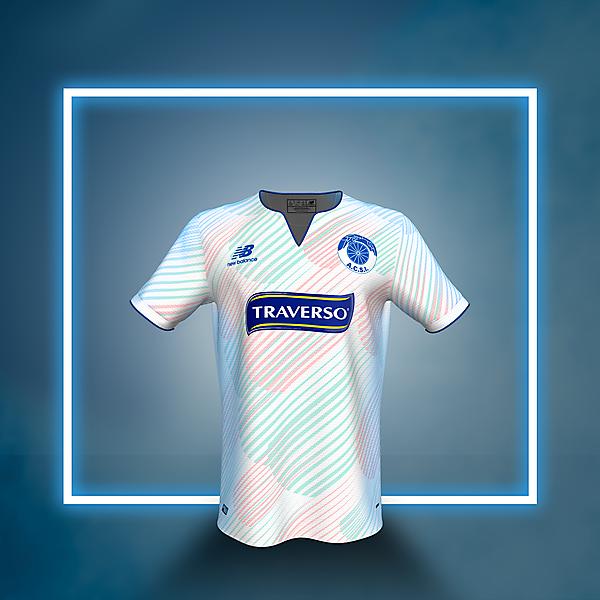 Audax Italiano - Away Shirt