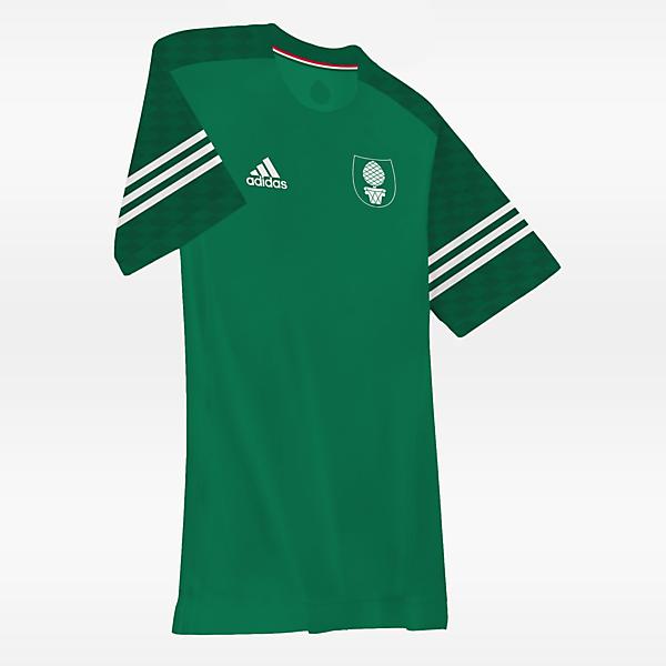 Augsburg Away / Adidas