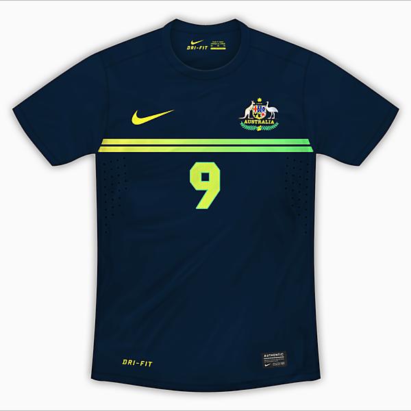 Australia Away Shirt - Nike