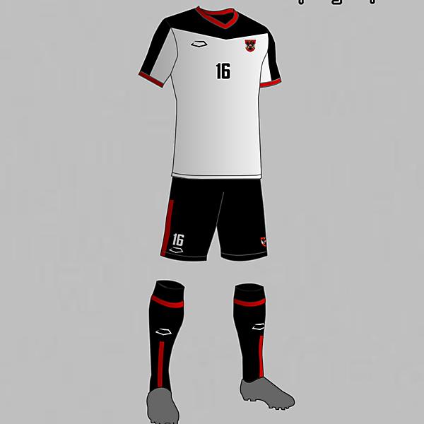 Austria National Team Away Kit 2016