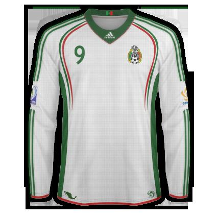 Mexico Away