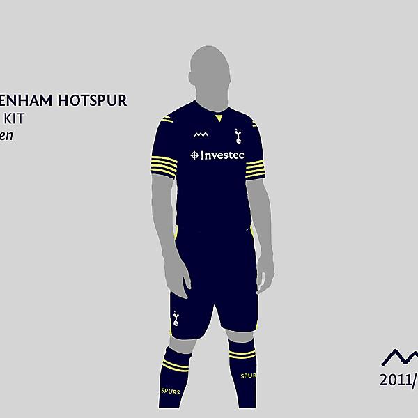 Tottenham Hotspur Away
