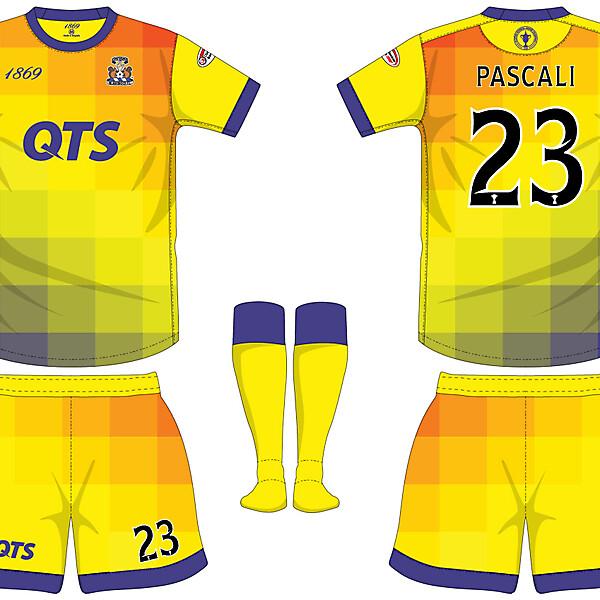 Kilmarnock FC Away Shirt