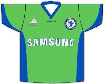Chelsea 2013/14 Away Shirt