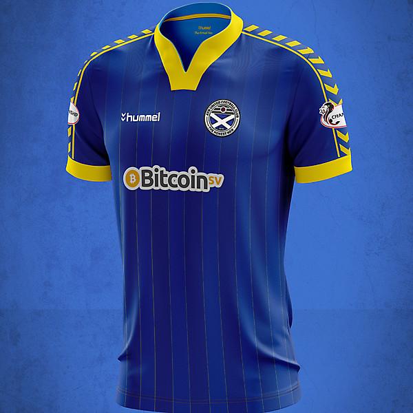 Ayr United third