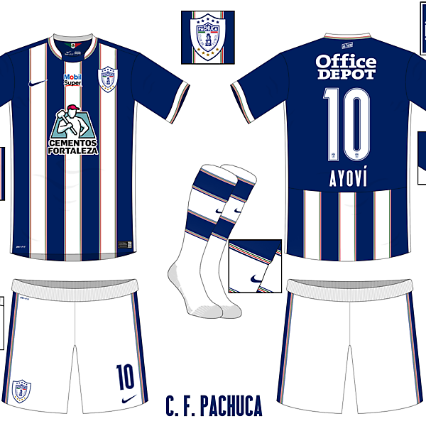 Azure League Week 1 - C.F. Pachuca