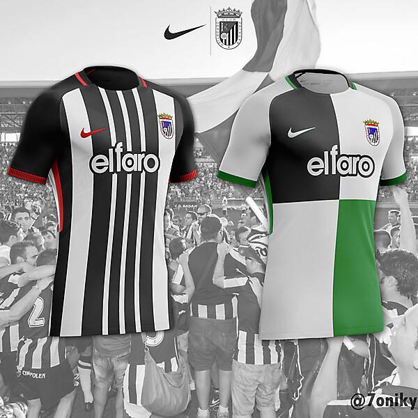 Badajoz by Nike