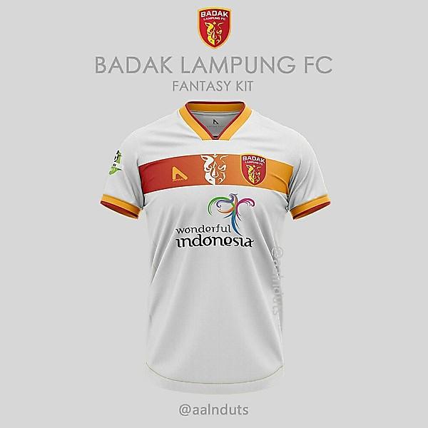 Badak Lampung FC - Away