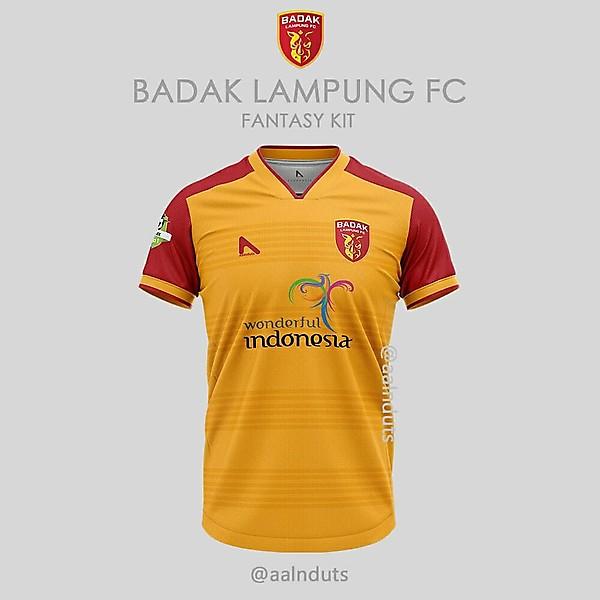Badak Lampung FC - Third