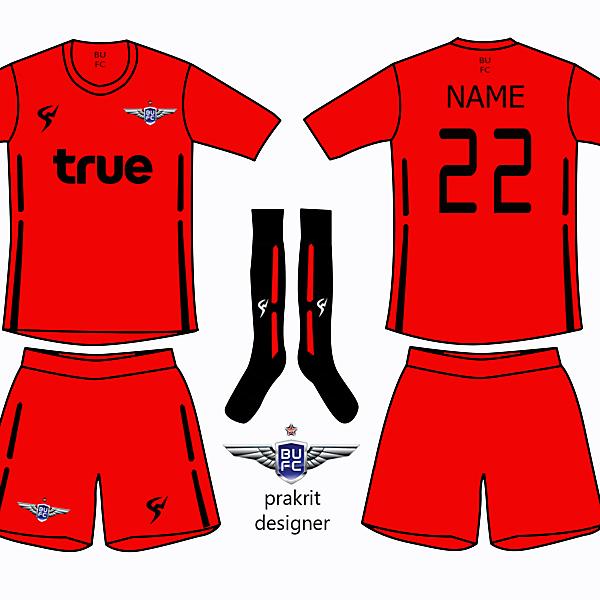 Bangkok United kit 2016