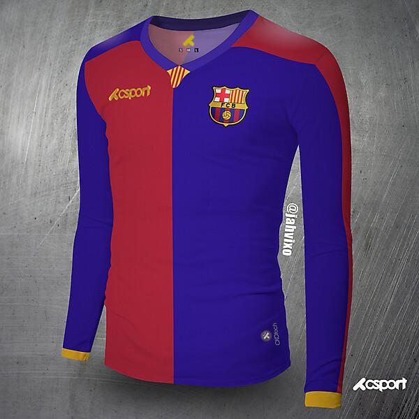 Barça Classic shirt