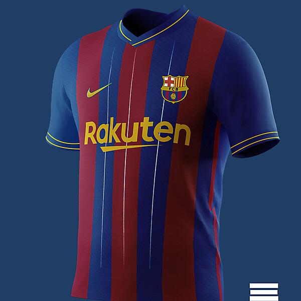 Barcelona - Home Kit Concept