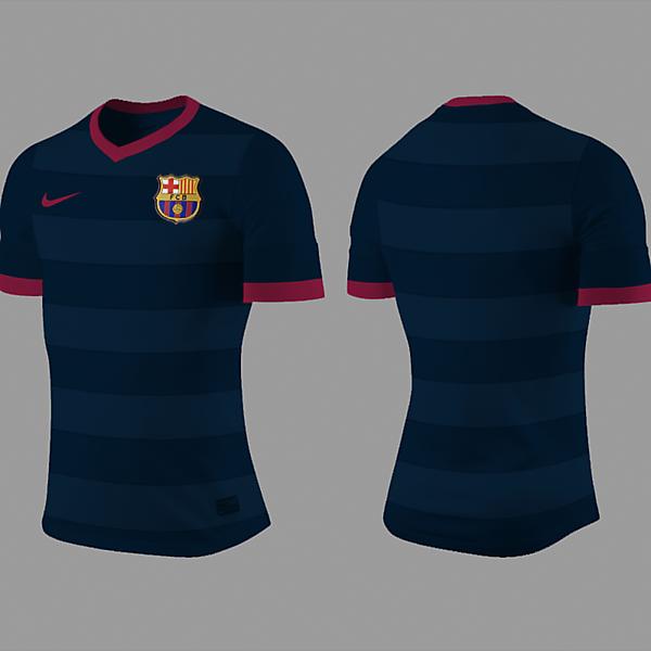 Barcelona 15-16 Away