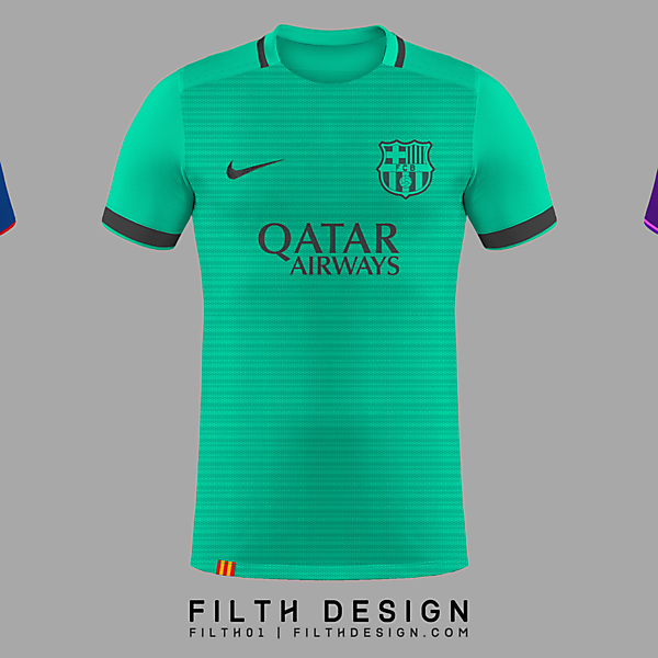 Barcelona 16/17 Concept Set