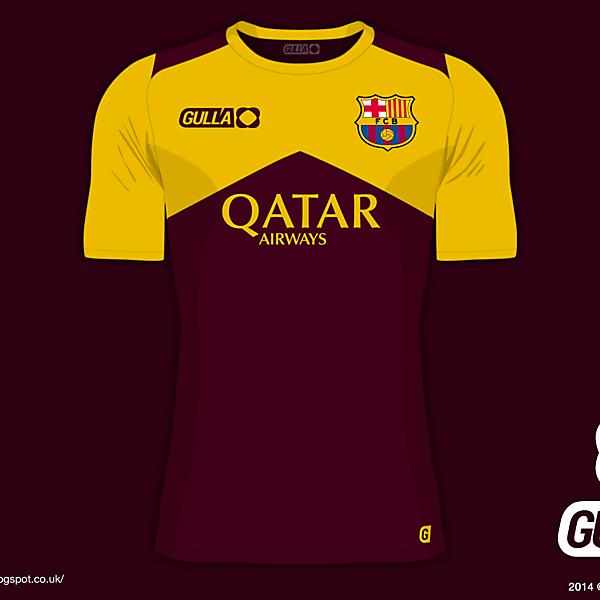 Barcelona 3rd - Gulla