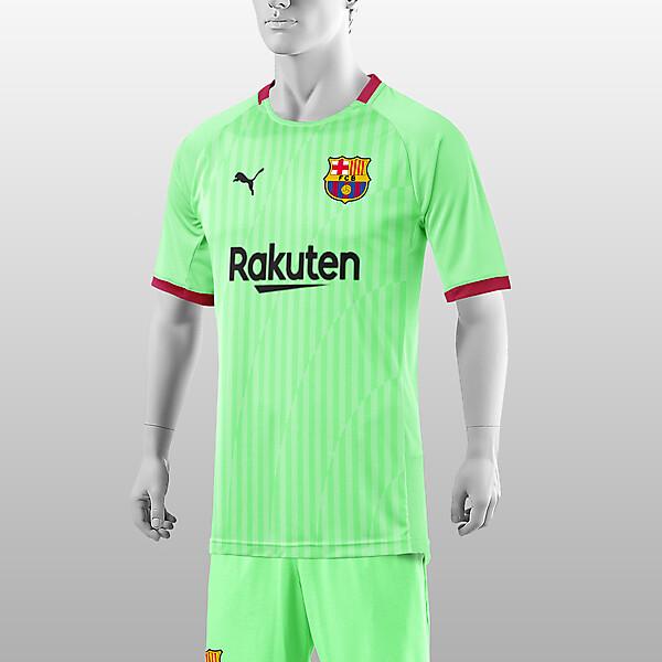 barcelona Away kit 2022