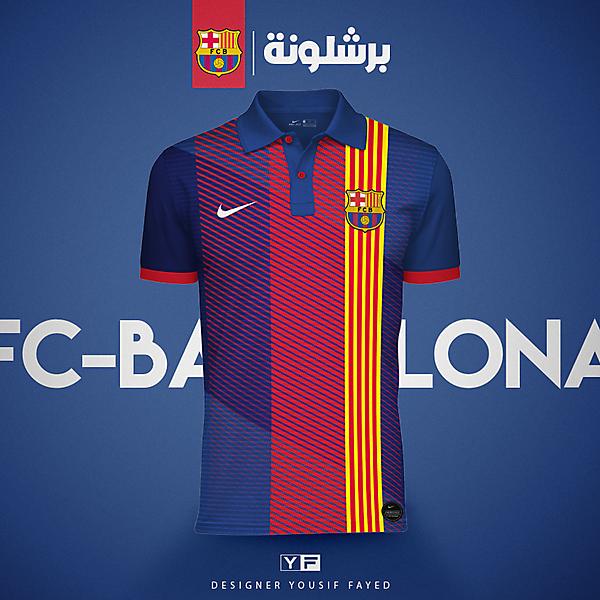 Barcelona concept kit