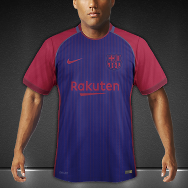 Barcelona Fantasy Third Kit