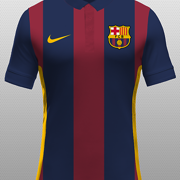 Barcelona Home 17-18 ?