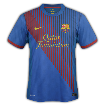 Barcelona FC Kits Nike