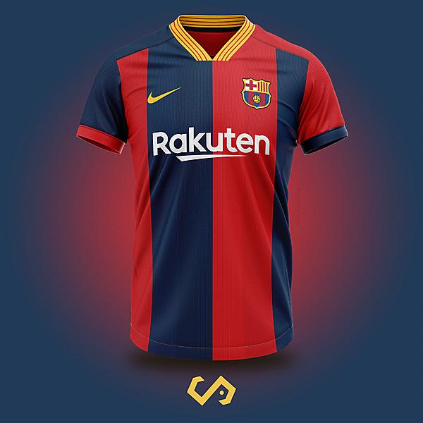 Barcelona Home Jersey