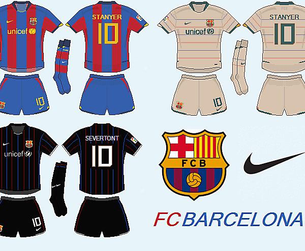 Barcelona Set