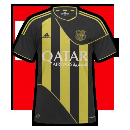 Barcelona Third Fantasy Kit