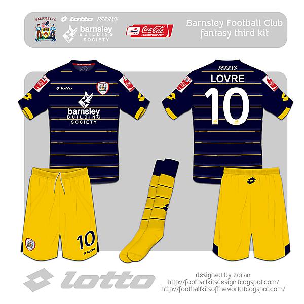 Barnsley F.C. fantasy third